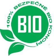 100% bezpečné BIO konopí